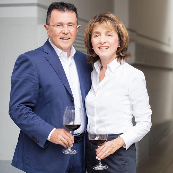 Nebha & Ahmet Ergin